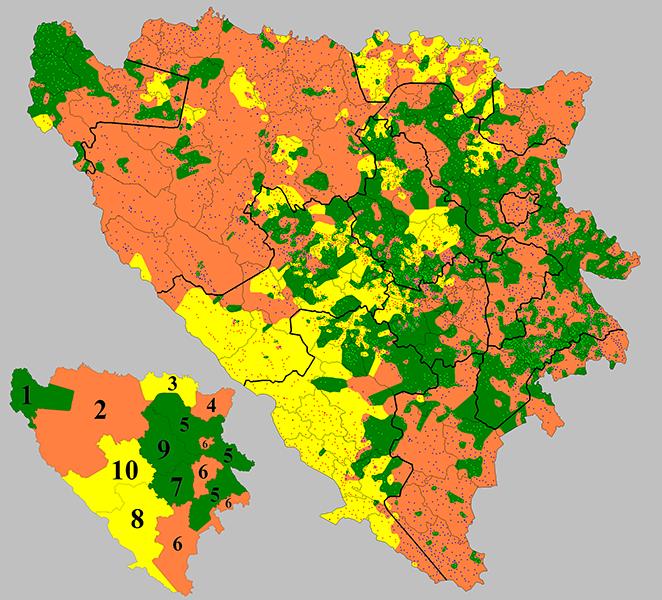 Prvi Međunarodni Pokusaj Unitarizacije Bosne I Hercegovine Vance